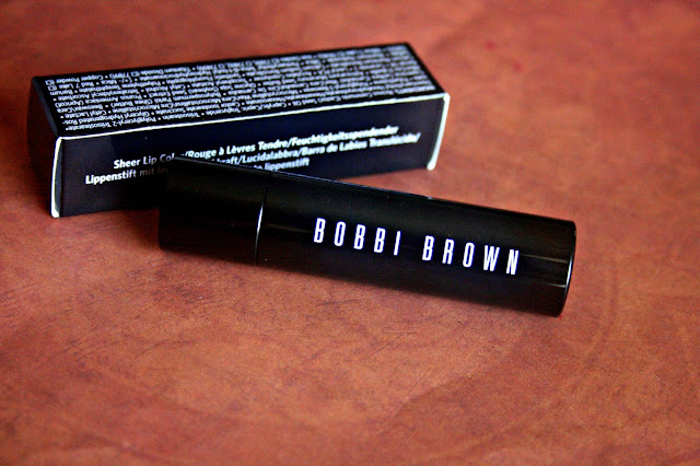 Bobbi Brown Sheer Lip Color in Pink Rose Review