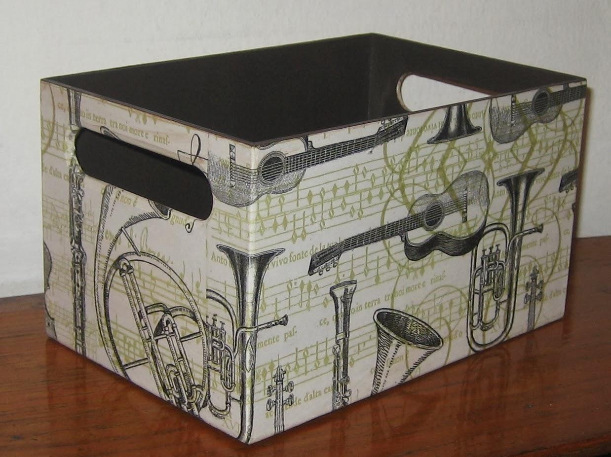 Caja porta cd´s