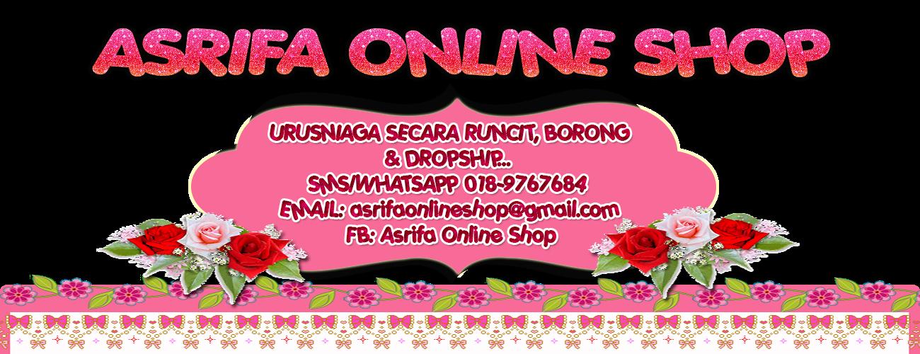 Asrifa Online Shop