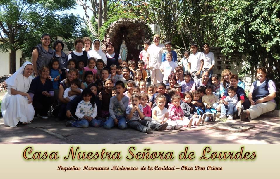 Casa Nuestra Señora de Lourdes