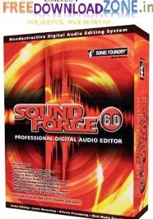 download sound forge 6.0 + keygen