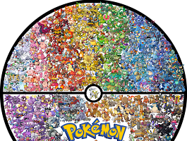 Cute Pokemon Fusion Drawings