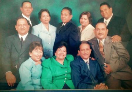 Familia Abreu Peña