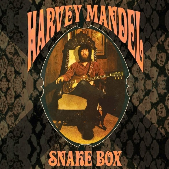 Harvey Mandel's Snake Box