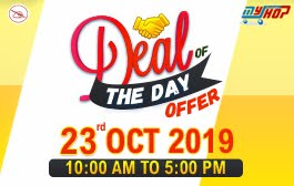 DEAL OF THE DAY OFFER !!