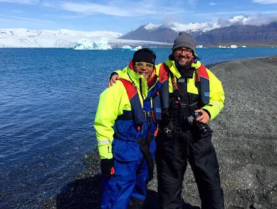 Frank Coronado en islandia