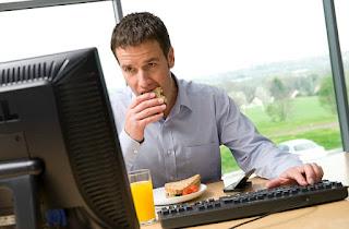 Cara Menurunkan Berat Badan Di Tempat Kerja