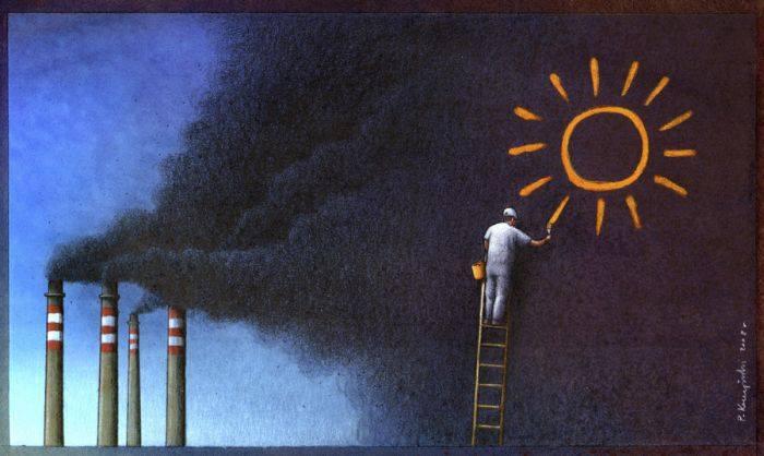 polusi realita kehidupan