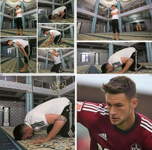 Viral News Danny: Pemain Bola German