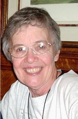 Sister Lorraine Malo, S.S.J.