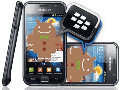 Aplikasi BBM Beta Untuk Android Gingerbread Diluncurkan