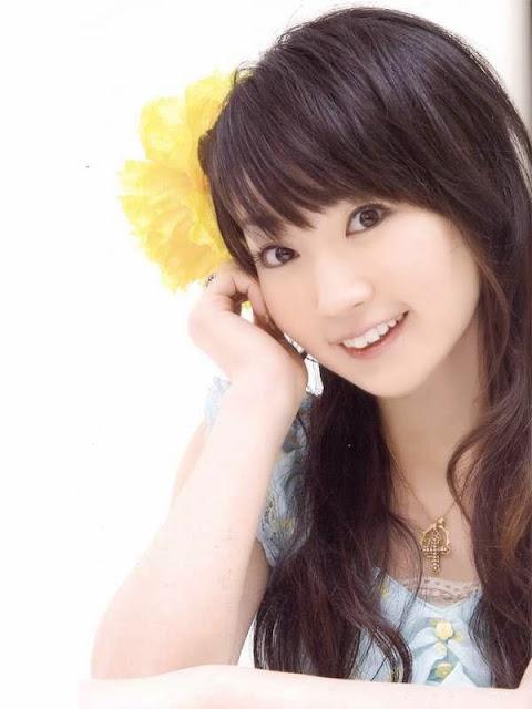 Gadis Jepang Nana Mizuki