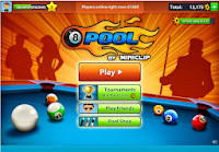 8 ball pool multiplayer game