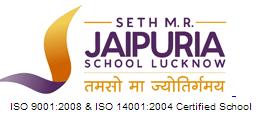 Seth M.R. Jaipuria School Lucknow Logo