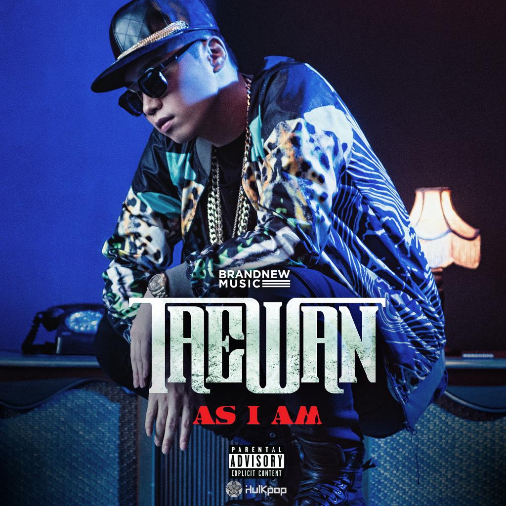 Tae Wan – As I Am – EP