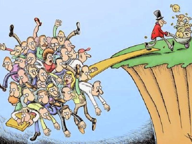 Inequality Income, Desigualdade de Rendimentos