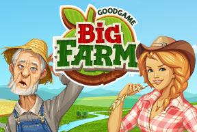 Jogo Big Farm - Goodgame