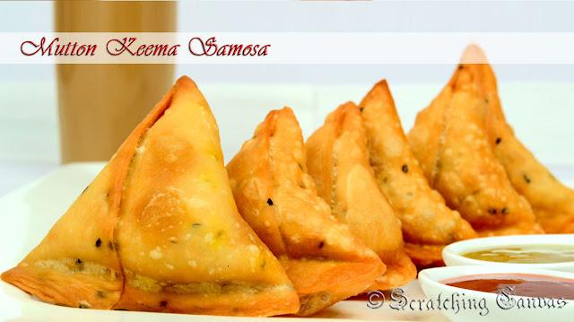 Bengali Mangsher Singara Recipe