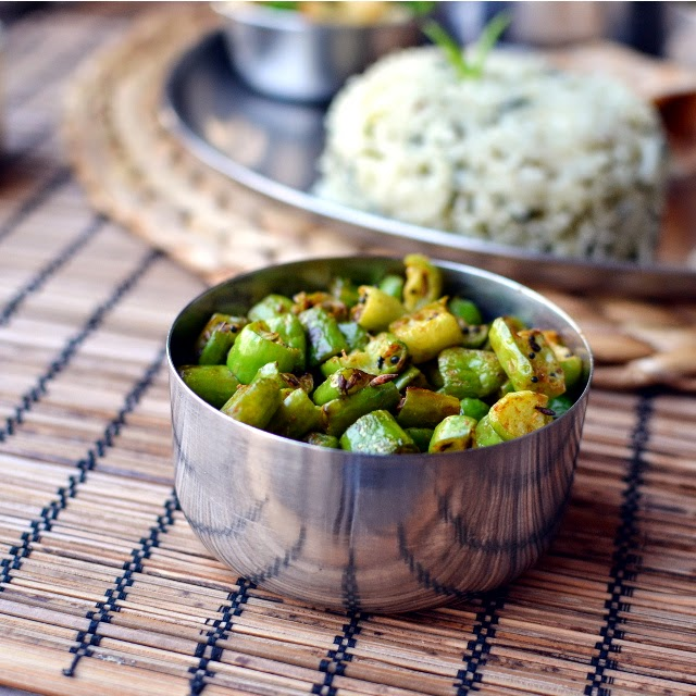 Ivy Gourd Curry