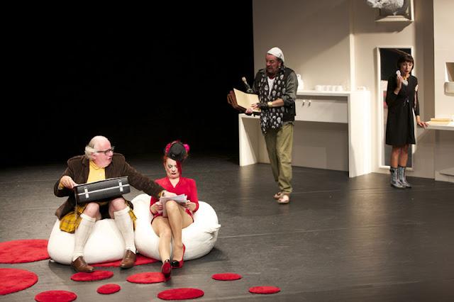 Doris Darling au théâtre du Petit Saint-Martin