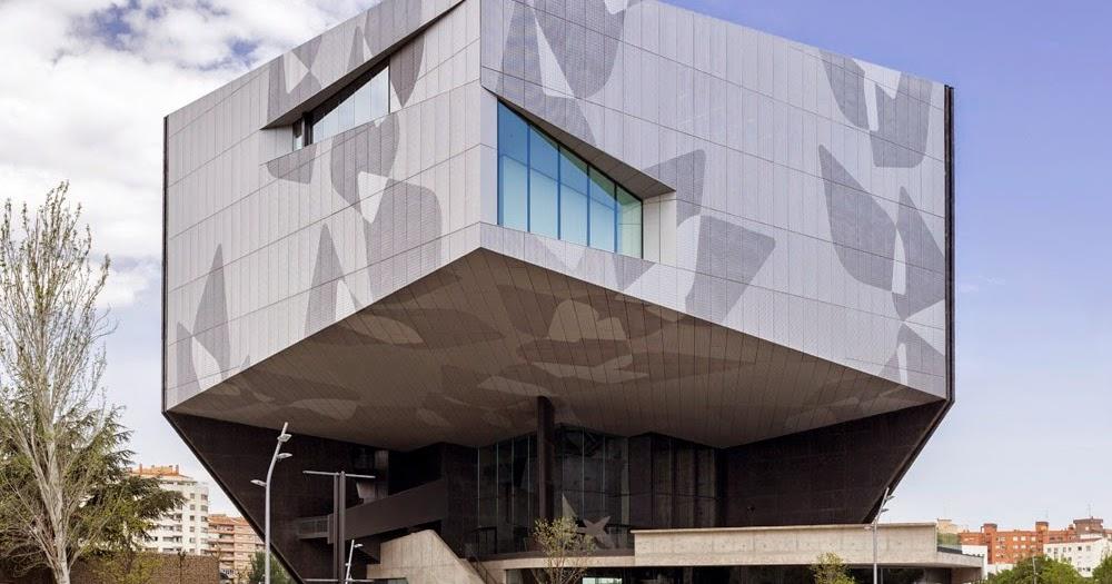 arquitectura zona cero: CAIXAFORUM EN ZARAGOZA DEL ESTUDIO ... - photo#10