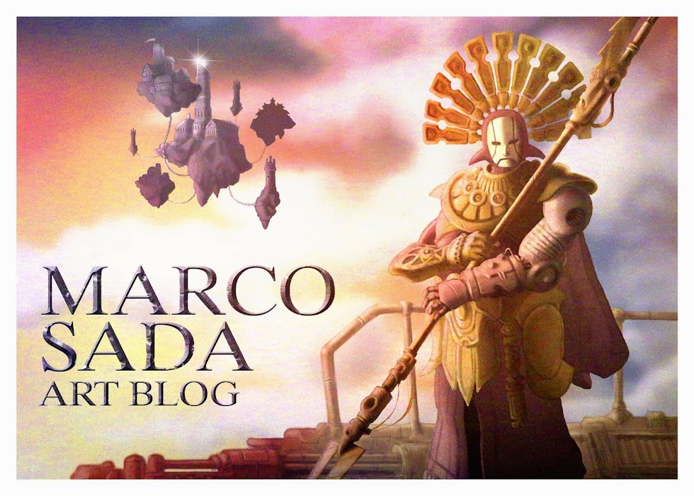 Marco Sada Art Blog