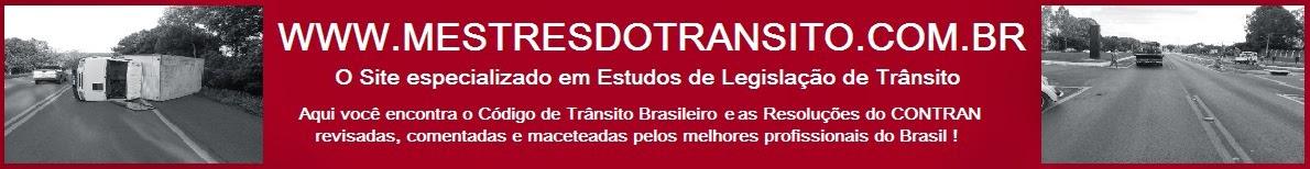 MESTRES DO TRÂNSITO