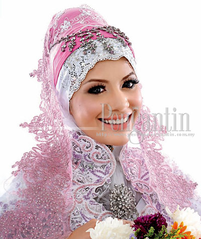 Muslimah Fashion 2011 on Usually Associated With Arabic And Moroccan Style  Cantik Kan  Tapi