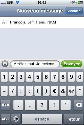 Portable Sarkozy