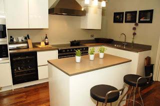 gambar dapur desain interior rumah minimalis
