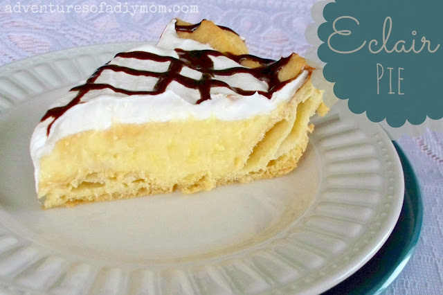 Eclair Pie Recipe