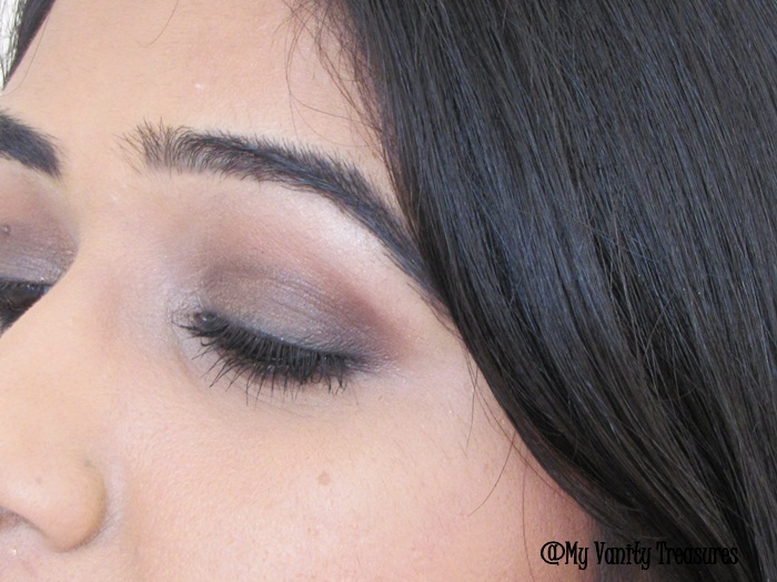 Brown Smokey Eyes, Nars Galapagos Dupe