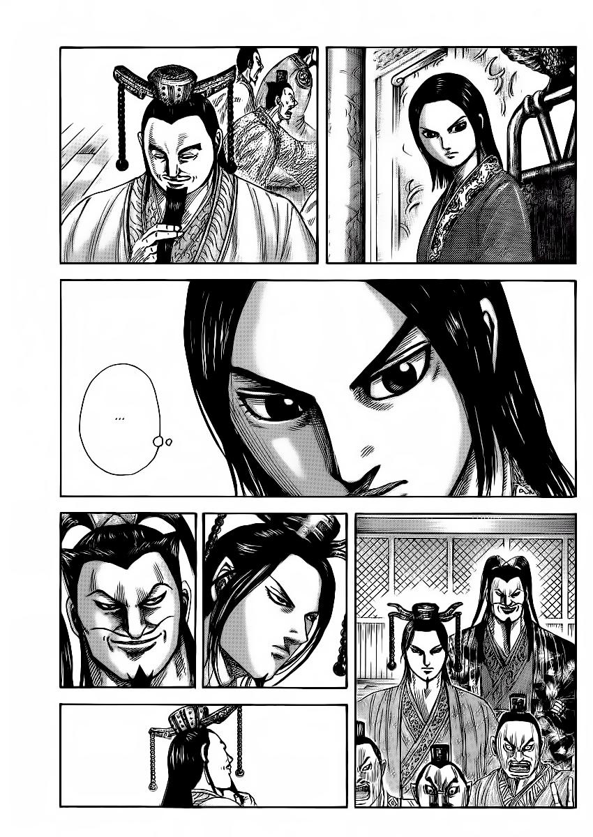Kingdom - Vương Giả Thiên Hạ Chapter 367 page 5 - IZTruyenTranh.com