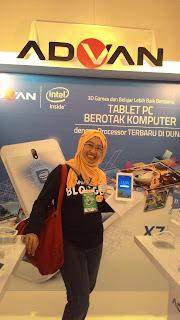 Advan Vandroid X7, Dari Dan Untuk Anak Indonesia