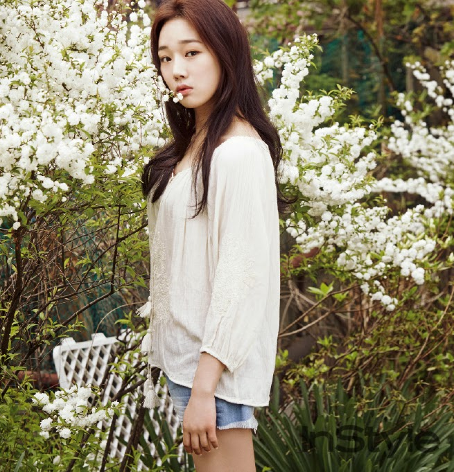 Jung Yeon Joo InStyle May 2014