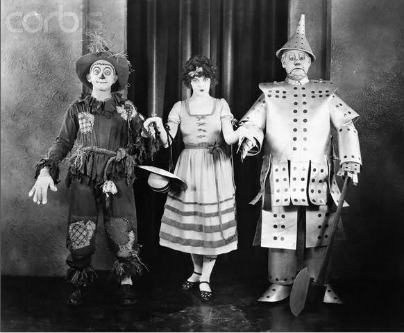 As Adaptações Do Mágico De Oz No Cinema Cinema Clássico