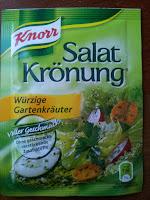 Salat Krönung - Preparado para vinagreta