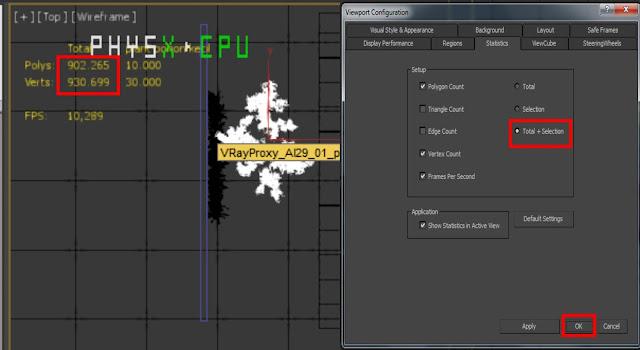 tutorial cara cepat render vray 3dsmax atau sketchup