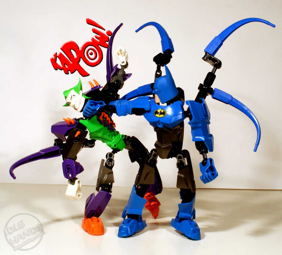 6 Malvorlagen Lego Superheroes: Idle Hands: Toy Fair 2012 Preview : LEGO DC Super Heroes
