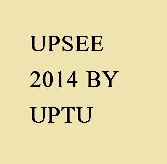 UPSEE 2014