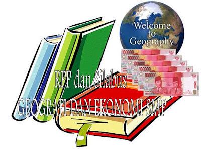 RPP dan Silabus Geografi dan Ekonomi SMP/MTS Kelas 7, 8, dan 9