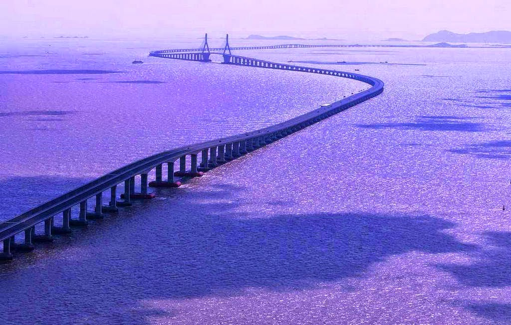 Top 10 longest bridges of the World - LOOKING TOP 10