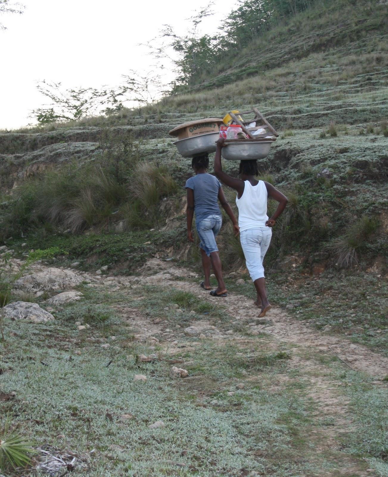 Vivre en ha ti au quotidien randonn e p destre chateau for Acheter une maison en haiti