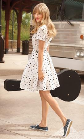 Colección zapatillas Taylor Swift para Keds