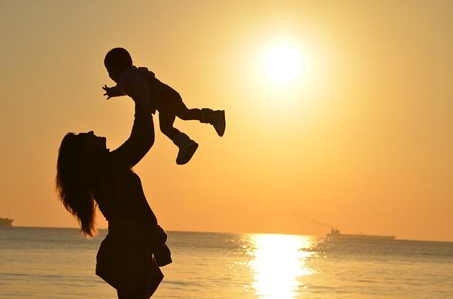 Trucos para llevar bien la maternidad
