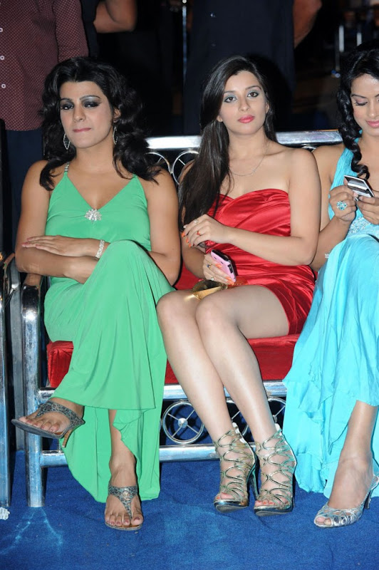 Desi Tamil and Telugu Actress Attends  Cinemaa Awards Hot Stills hot images