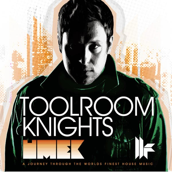 Umek - Toolroom Knights (Mixed by Umek)  Cover