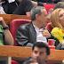Κοινές προτιμήσεις: Η Ραχήλ μαζί με τον Μπαλτάκο στον Παναθηναϊκό...