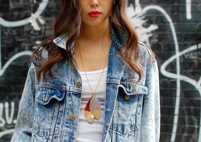 Toronto Street style fashion blogger JI