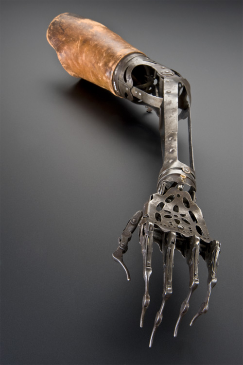 Antique Prosthetic Arm